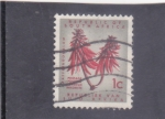 Stamps South Africa -  FLORES-
