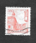 Stamps Yugoslavia -  1489 - Serie Turística