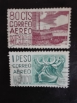 Sellos de America - México -  Arquitectura