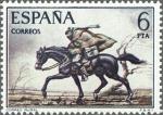 Sellos de Europa - España -  ESPAÑA 1976 2331 Sello Nuevo Servicio de Correos Correo Rural