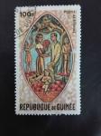 Sellos de Africa - Guinea -  Pintura