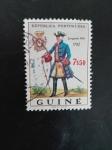 Sellos de Africa - Guinea Bissau -  Personajes