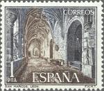Stamps Spain -  ESPAÑA 1976 2334 Sello Nuevo Serie Turistica Paradores Nacionales Hostal San Marcos Leon