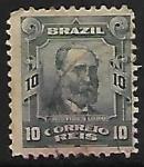Sellos de America - Brasil -  Aristides Tobo