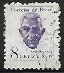 Sellos de America - Brasil -  Severino Neiva