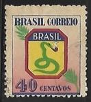 Sellos de America - Brasil -  Homenaje a las Armas Brasileiras