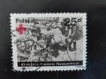 Sellos de Europa - Polonia -  Cruz Roja