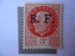 Sellos de Europa - Francia -  Marshal Phelippe (1856-1951) Serie, Marshal Pétain.