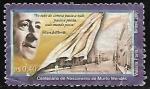 Sellos de America - Brasil -  Centenário del nacimiento de Murilo Mandes