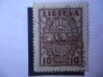 Stamps Lithuania -  Escudo de Armas.