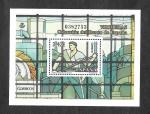 Stamps Spain -  Edf SH4359 - Vidrieras