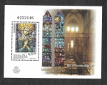 Stamps : Europe : Spain :  Edf SH3954 - Vidrieras
