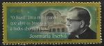 Sellos de America - Brasil -   Josemaría Escrivá, Fundador del Opus