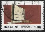 Stamps Brazil -  Oficinas de Correos