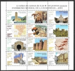 Stamps : Europe : Spain :  Edf MP 77 - Patrimonio Mundial de la Humanidad