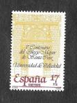 Stamps : Europe : Spain :  Edf 2780 - V Centenario del Colegio Mayor de Santa Cruz