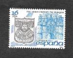 Stamps : Europe : Spain :  Edf 2743 - MC Aniversario de la Ciudad de Burgos