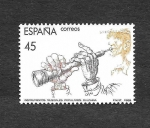 Sellos de Europa - España -  Turismo