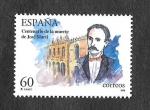 Sellos del Mundo : Europa : España : Centenario de la Muerte de José Martí
