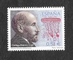 Stamps : Europe : Spain :  Edf 3964 - Premio Nobel Español