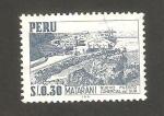 Sellos del Mundo : America : Perú : 479 - Nuevo puerto comercial del Sur en Matarani