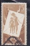 sello : Europa : España : PRO-INFANCIA HUNGARA (34)