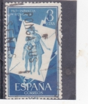Stamps : Europe : Spain :  PRO-INFANCIA HUNGARA (VENTA) (34)