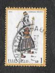 Sellos de Europa - Grecia -  1077 - Mujer