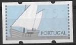 Stamps : Europe : Portugal :  Portugal-cambio