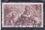 Stamps : Europe : Spain :  AÑO MUNDIAL DEL REFUGIADO (34)