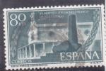 Stamps : Europe : Spain :  ERMITA Y MONOLITO CONMEMORATIVOS  (34)