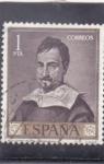 Sellos de Europa - España -  AUTORRETRATO DE ZURBARÁN (34)