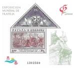 Sellos del Mundo : Europa : España : Exposición Mundial de Filatelia