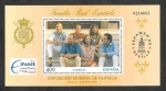 Stamps : Europe : Spain :  Edf SH 3428 - Familia Real Española