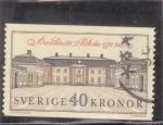 Stamps Sweden -  ÖVEDSHLOSTER ROKOHO