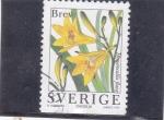 Stamps Sweden -  FLORES-