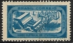 Stamps of the world : Brazil :  Hidroelectrica de Itutinga