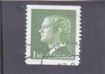 Stamps Sweden -  Rey Charles XVI Gustave