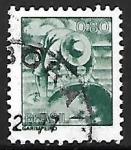 Stamps Brazil -  Profesiones - Garimpeiro