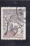 Stamps of the world : Sweden :  IGLESIA