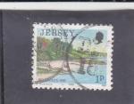 Stamps United Kingdom -  PAISAJE