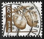 Stamps Brazil -  Coco