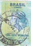 Stamps : America : Brazil :  PERSONAJE