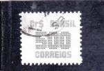 Stamps : America : Brazil :  CIFRA