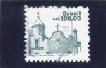 Stamps Brazil -  IGLESIA N.SRA. DAS DORES