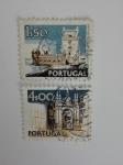 Sellos de Europa - Portugal -  Monumento
