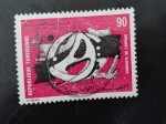 Stamps Tunisia -  Espacial