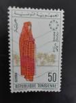 Stamps Tunisia -  Traje Regional