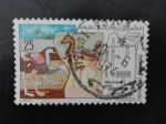 Sellos de Africa - Túnez -  UNESCO