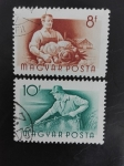 Stamps Europe - Hungary -  Oficios